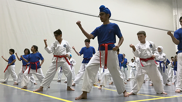 ITF TaeKwon-Do in Calgary