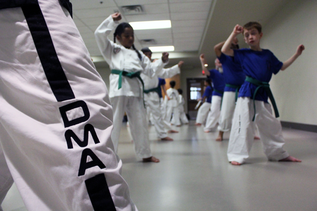 Destiny Martial Arts Students